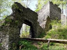 3. hradní brána - 15